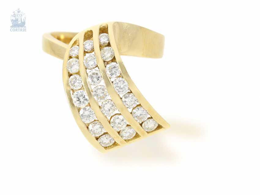 fb41c42fdff8 Кольцо: с индивидуальным дизайном, очень качественной  дизайнер/блестящий-золото кованое кольцо,