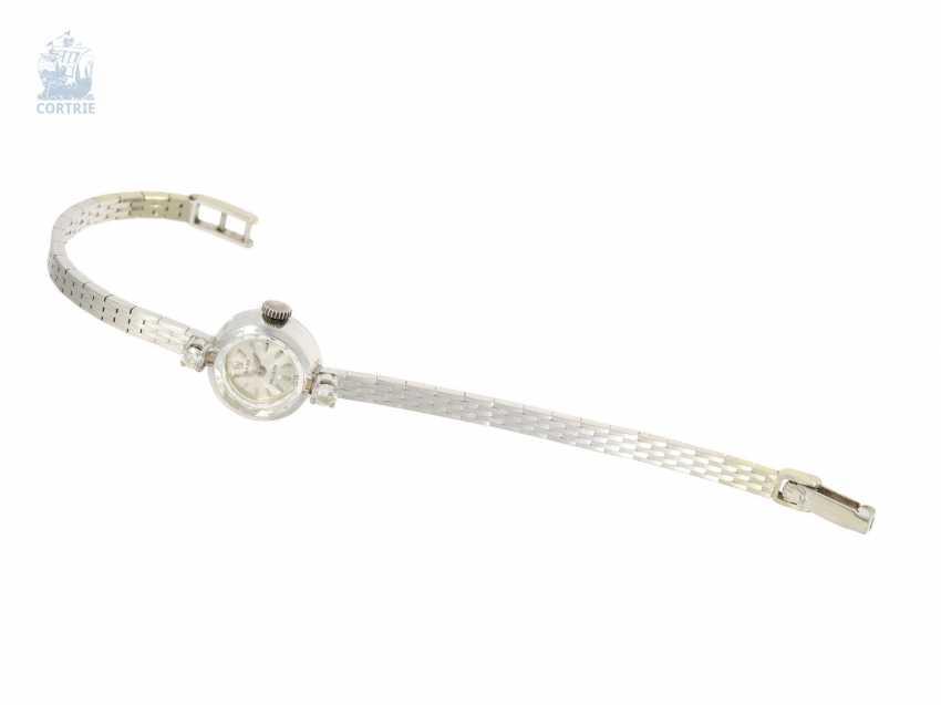 Auction: Watch: rare, elegant vintage Rolex Precision