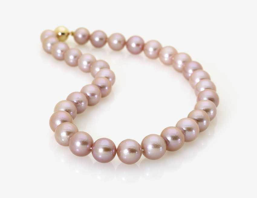 Freshwater Cultured Pearl Necklace - photo 1