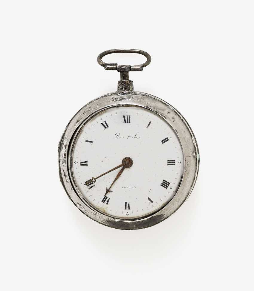 Spindle pocket watch. London, 1829, ROSE & SON - photo 1