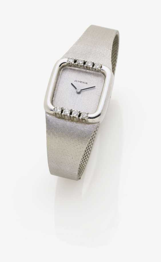 Ladies wrist watch. Switzerland, 1970s, JUVENIA - photo 1