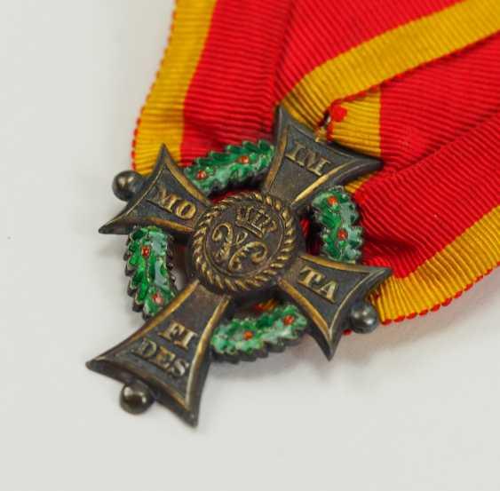 Braunschweig: Hausorden d'Henri le Lion, Croix de 1. Classe. - photo 2