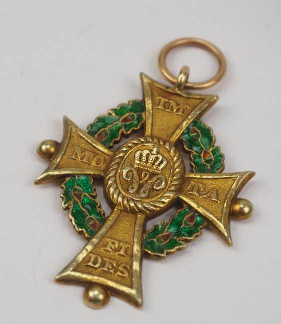 Braunschweig: Hausorden d'Henri le Lion, Croix de 1. Classe. - photo 3