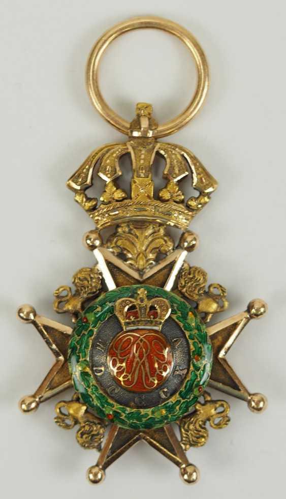 Hanovre: Guelphen Ordre, Croix De Chevalier. - photo 4