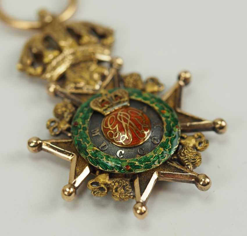 Hanovre: Guelphen Ordre, Croix De Chevalier. - photo 5