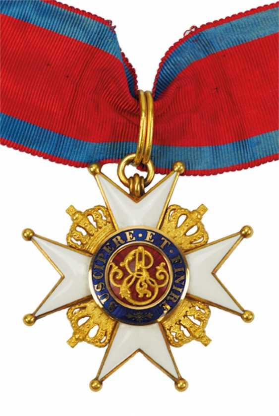 Hanovre: Ernst-August-Ordre, Komturkreuz. - photo 1
