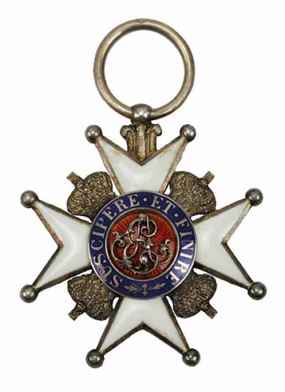 Hanovre: Ernst-August-Ordre, Croix De Chevalier 2. Classe. - photo 1