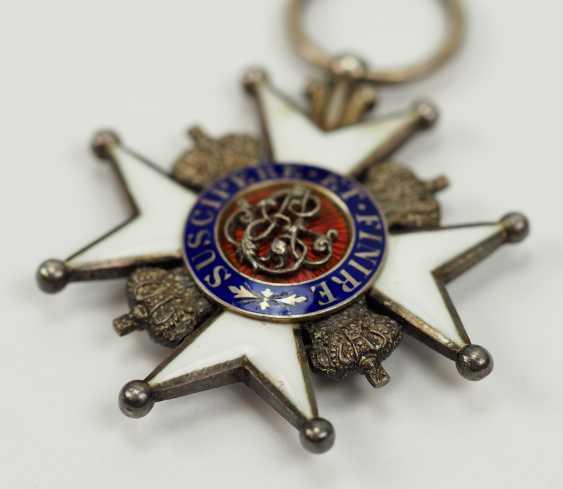 Hanovre: Ernst-August-Ordre, Croix De Chevalier 2. Classe. - photo 2