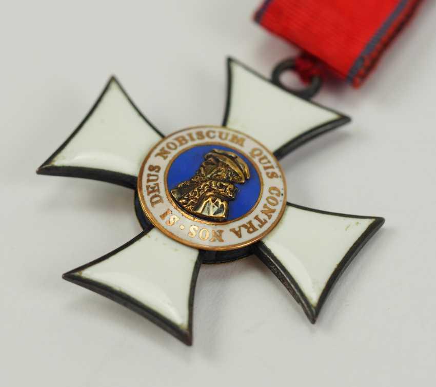 Hesse: grand-ducal Ordre de Philippe le Généreux, 2. Le Modèle, La Croix De Chevalier 2. Classe. - photo 3