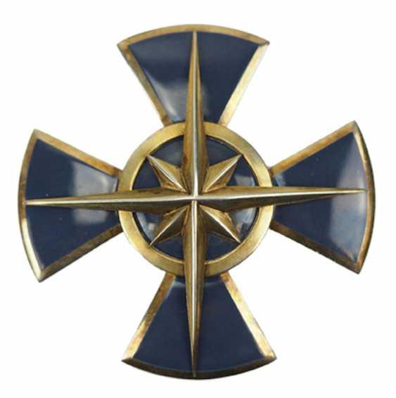 Hesse: Großherzoglich Hessischer Ordre de l'Étoile de Brabant, de la croix d'honneur 2. Classe. - photo 1