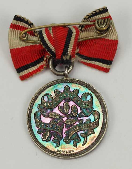 Hesse: Alice de la Médaille de l'Association Allemande des Gouvernantes. - photo 2