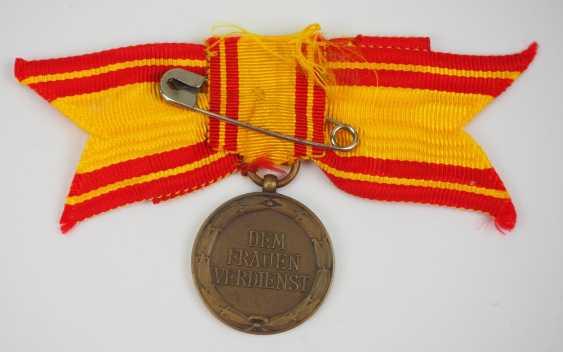 Lippe-Detmold: Bertha Ordre, Frauenverdienstmedaille. - photo 2