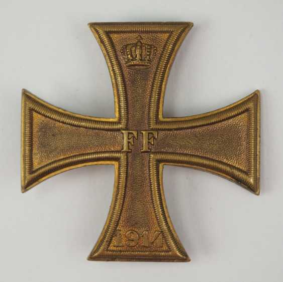 Mecklembourg-Schwerin: Militärverdienstkreuz, 1914, 1. Classe. - photo 1