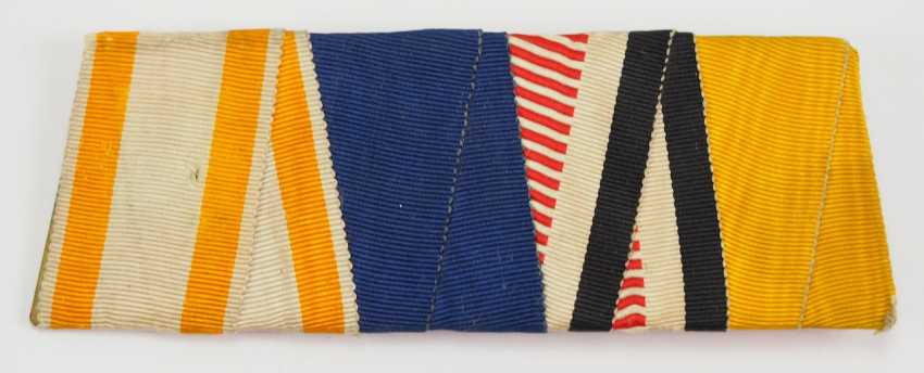 Prusse: Grande Feldschnalle un des Vétérans sud-Ouest africain Allemand. - photo 1