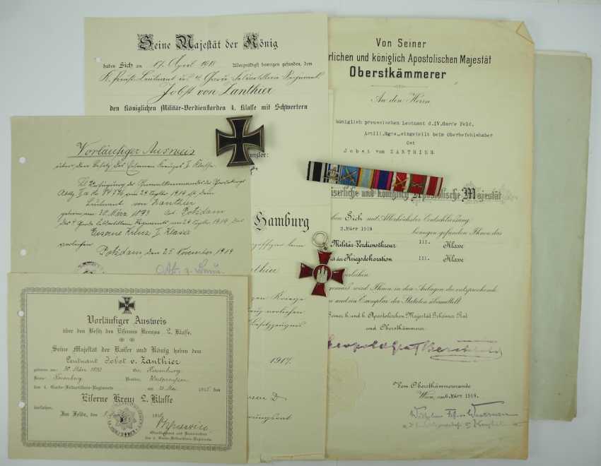 La prusse: la Succession d'un Lieutenant de 4. Garde Champ D'Artillerie, Régiment / Chef Est. - photo 1
