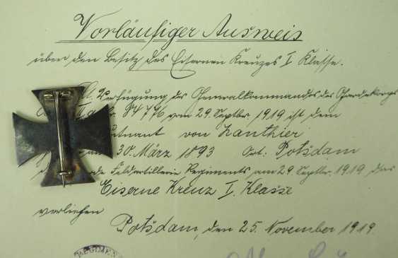 La prusse: la Succession d'un Lieutenant de 4. Garde Champ D'Artillerie, Régiment / Chef Est. - photo 2