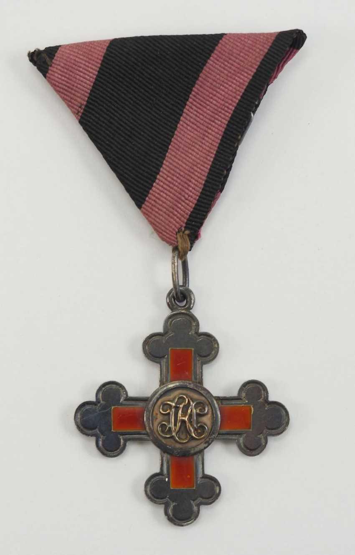 Württemberg Olga-Order. - photo 1