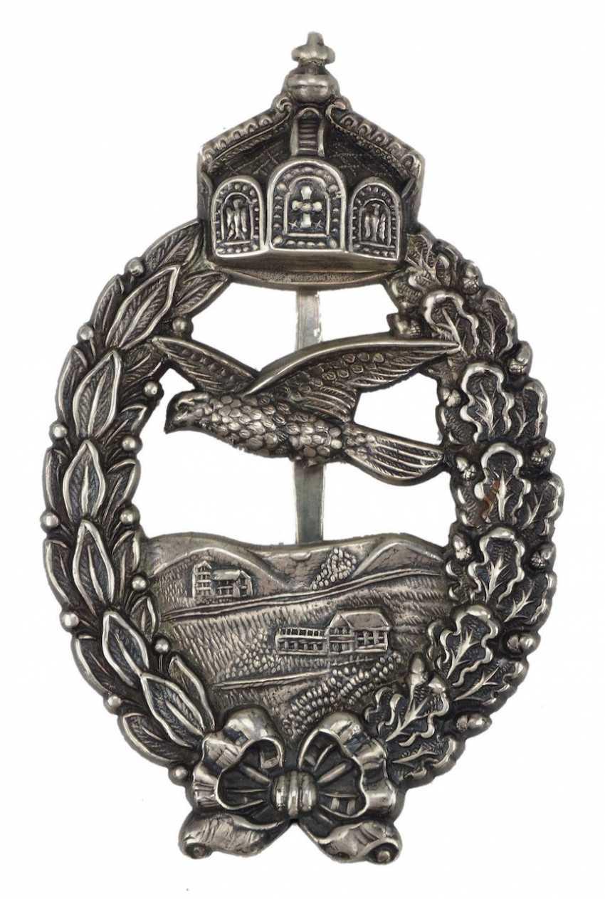 Commemorative Badge Of Airmen. - photo 1