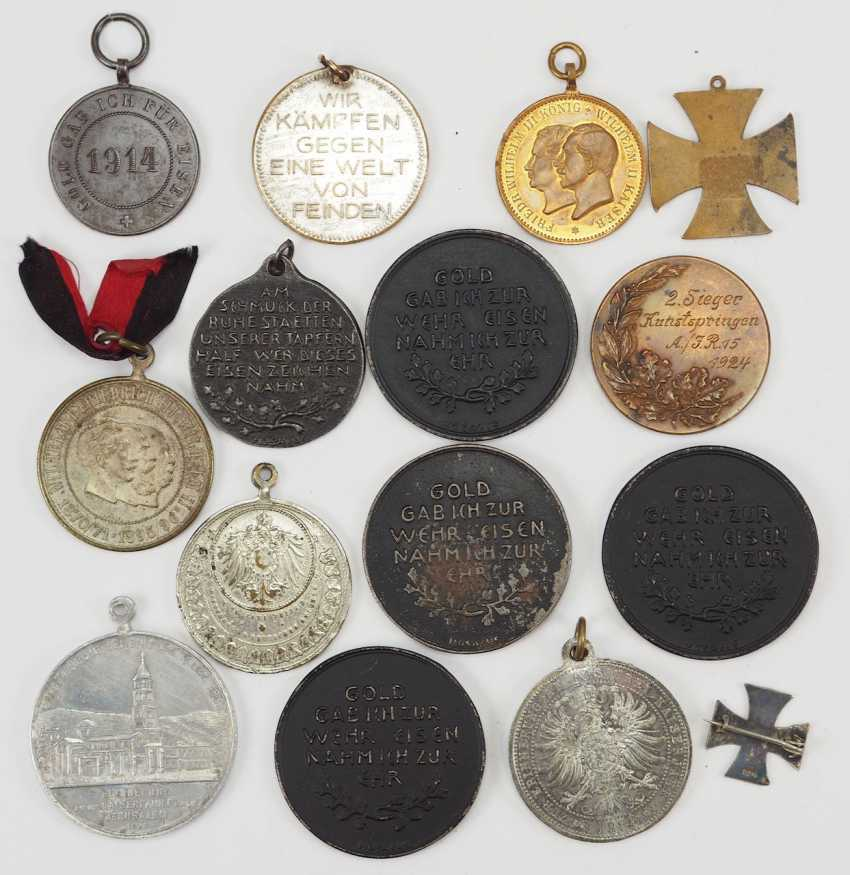 German Empire: Lot of Patriotic awards. - photo 2