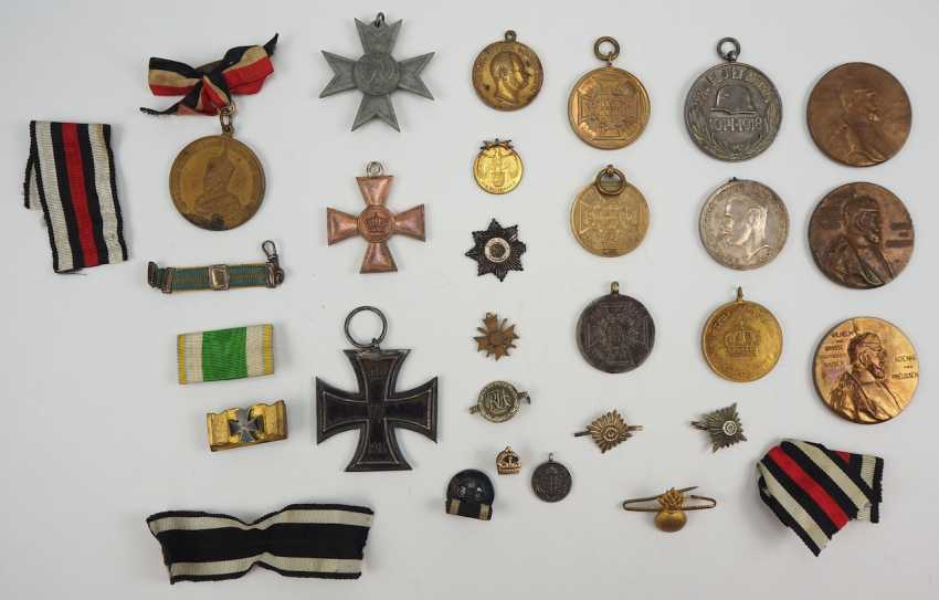 German Empire: Lot Of Awards. - photo 1