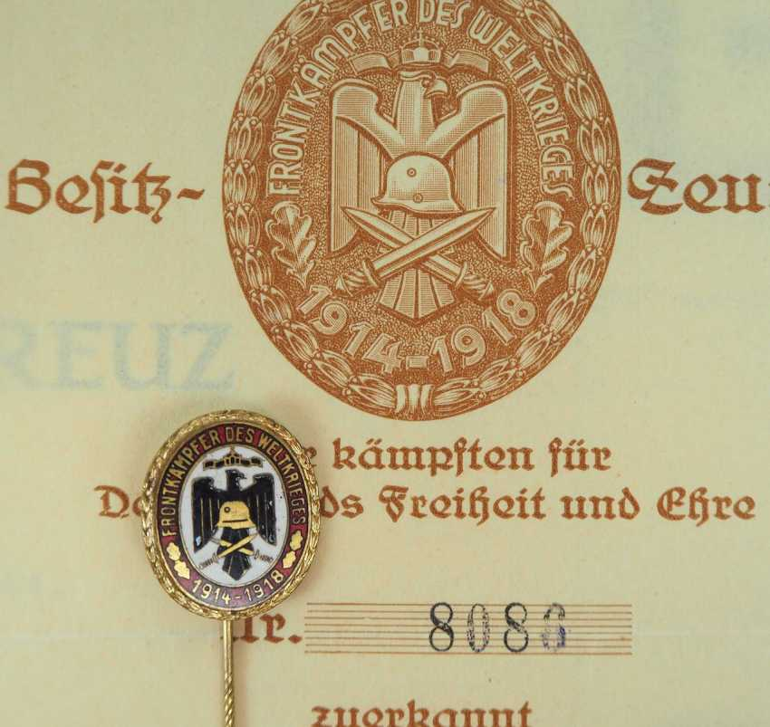 Free corps: estate of the front fighter Brückmann. - photo 2