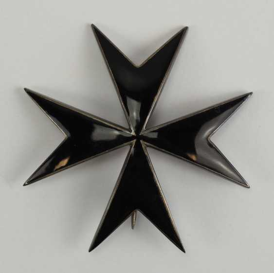 Free corps: detachment von Randow, German knights cross, 1. Class. - photo 1
