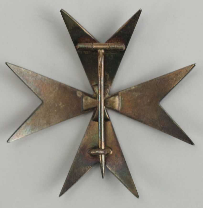 Free corps: detachment von Randow, German knights cross, 1. Class. - photo 3