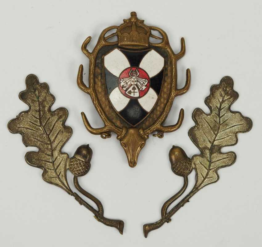 Free corps: probation for the Hunter to tank badge protection-battalion von Heydebreck. - photo 1