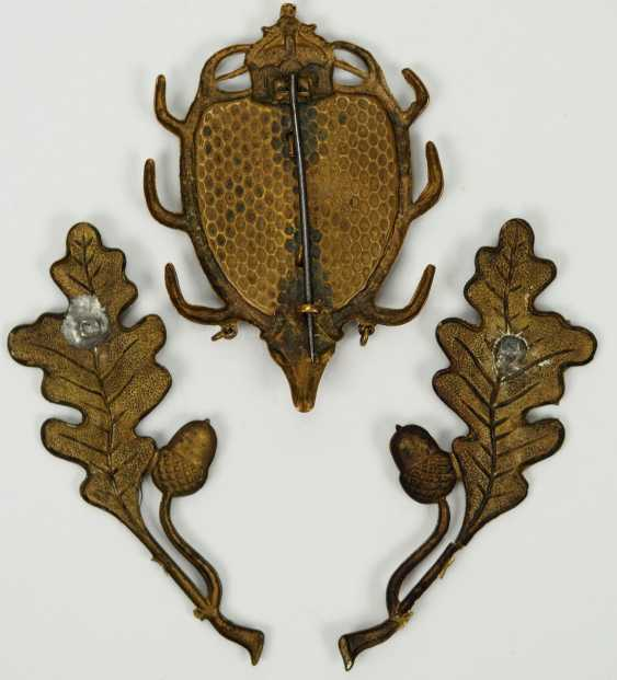 Free corps: probation for the Hunter to tank badge protection-battalion von Heydebreck. - photo 2