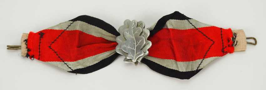 Oak leaves to the knight's cross of the Iron cross. - photo 1
