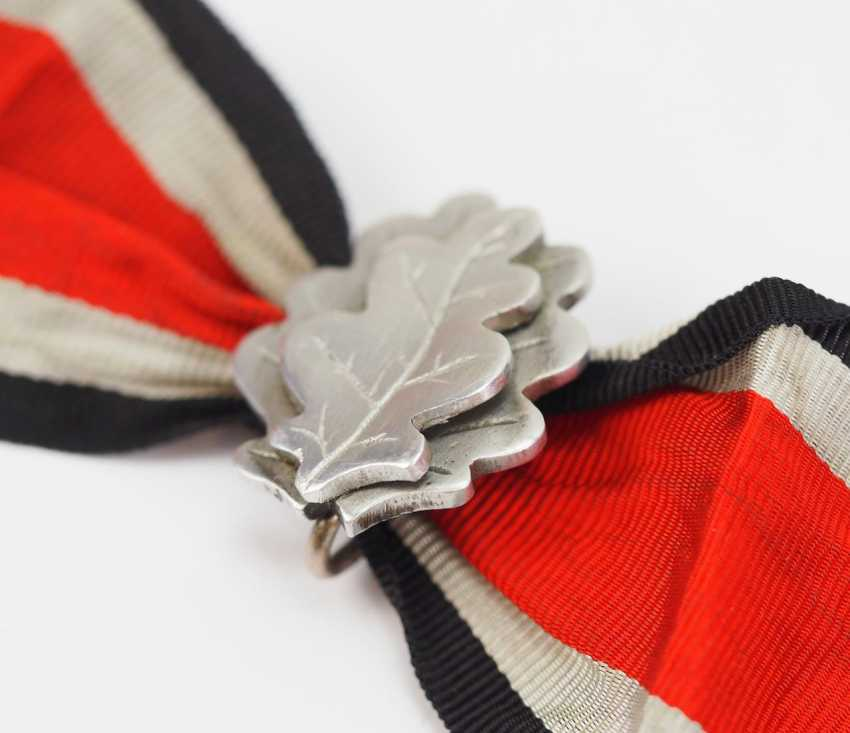 Oak leaves to the knight's cross of the Iron cross. - photo 2