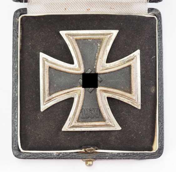 Iron Cross, 1939, 1. Class, in a case - 1. - photo 3