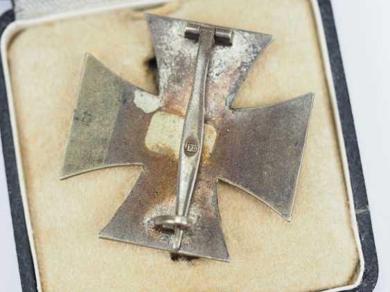 Iron Cross, 1939, 1. Class, in a case - 26. - photo 2
