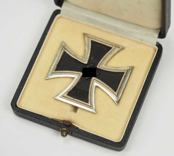 Iron Cross, 1939, 1. Class, in the case of L/11. - photo 2