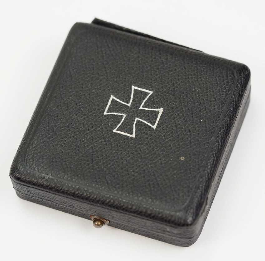 Iron Cross, 1939, 1. Class, in a case L/44. - photo 4