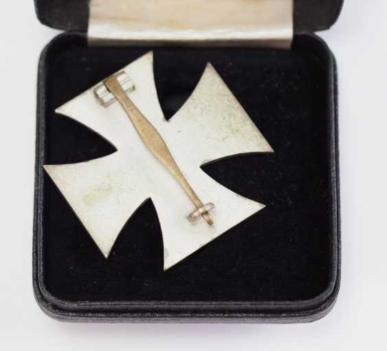 Iron Cross, 1939, 1. Class, in the case of the L/53. - photo 4