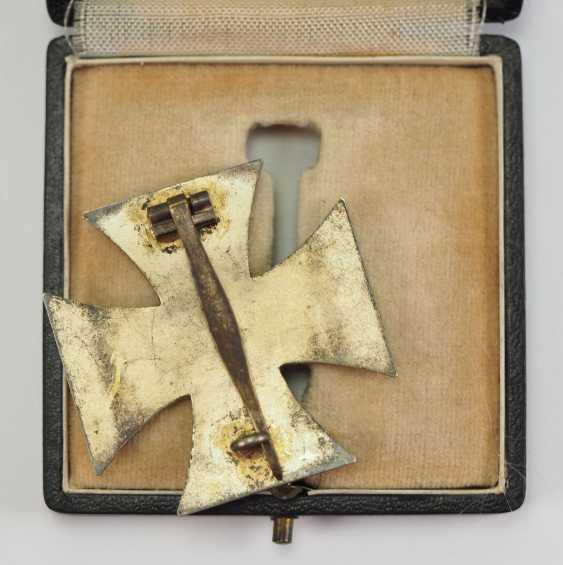 Iron Cross, 1939, 1. Class, in a case - L/57. - photo 3
