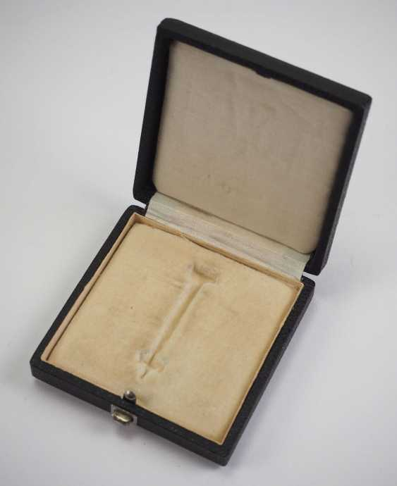 Iron Cross, 1939, 1. Class A Case. - photo 2