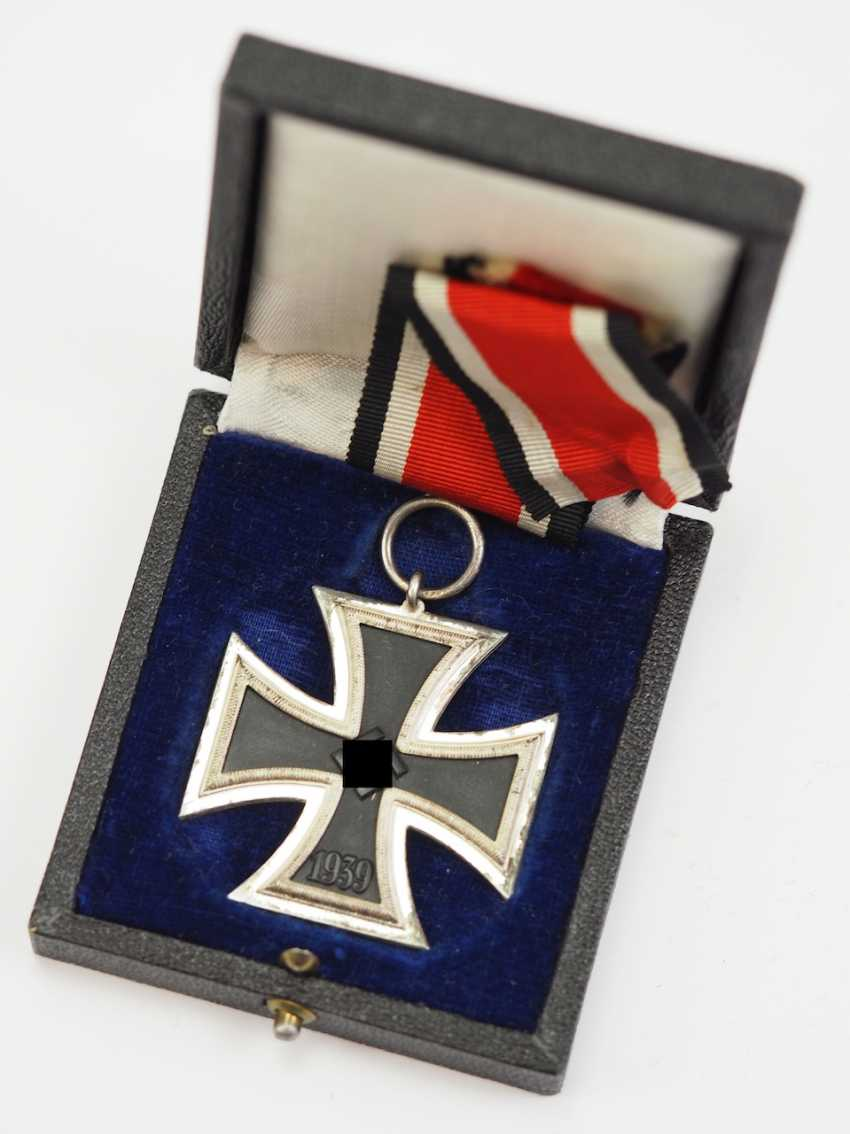 Iron Cross, 1939, 2. Class, in a case - 100. - photo 1