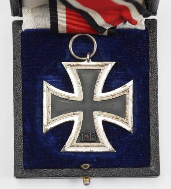 Iron Cross, 1939, 2. Class, in a case - 100. - photo 2