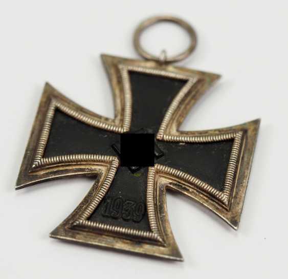 Iron Cross, 1939, 2. Class Oversize. - photo 2