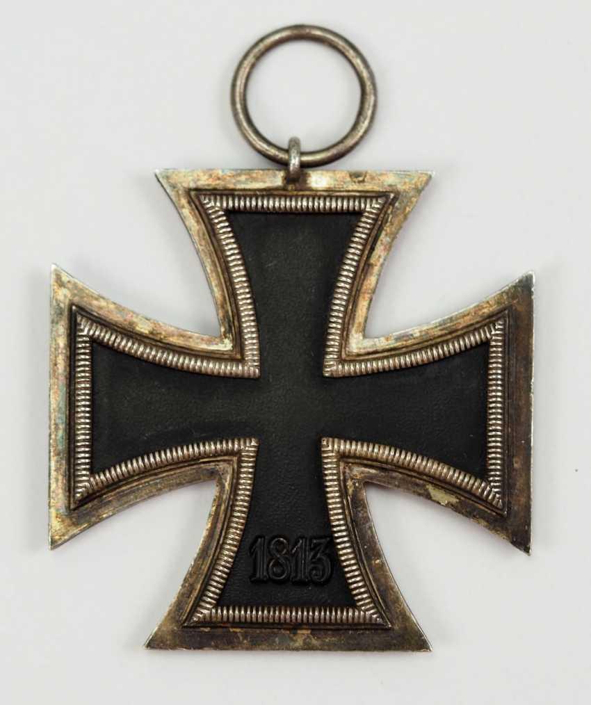 Iron Cross, 1939, 2. Class Oversize. - photo 3