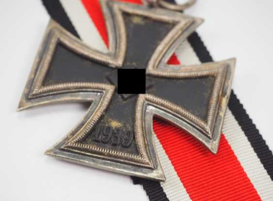 Iron Cross, 1939, 2. Class - Round 3. - photo 2
