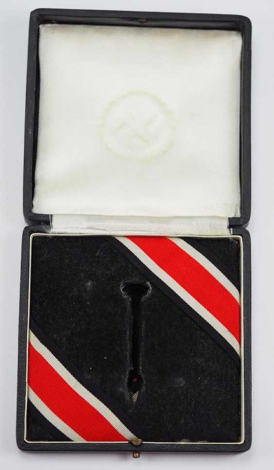 German cross in Gold, in a case - 134 - Sergeant Genke. - photo 6