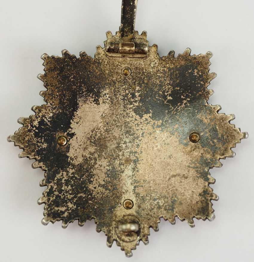 German cross in Gold, in a case - Deschler. - photo 4