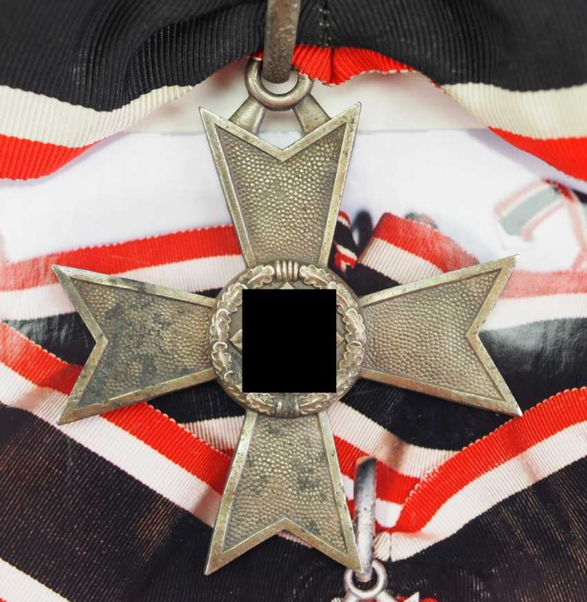 Knight's cross of the war merit cross - 20. - photo 2