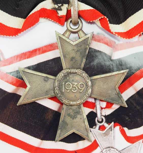 Knight's cross of the war merit cross - 20. - photo 3