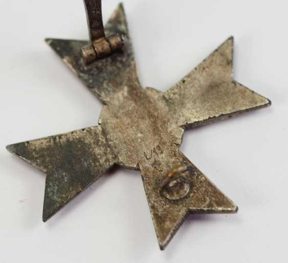 War merit cross, 1. Class L/13. - photo 4