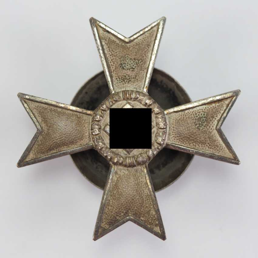 War merit cross, 1. Class - L58. - photo 1