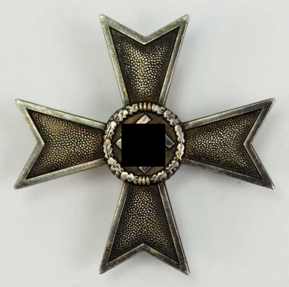War merit cross, 1. Class with swords - L15. - photo 1